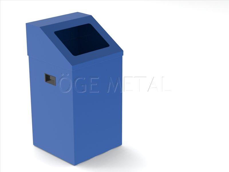 Kağıt Geri Dönüşüm Sistemi